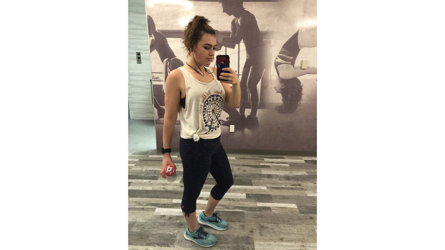 """Avery Feinstein has maintained a healthy lifestyle since her weight loss surgery: """"You have to do most of the work and the surgery is just a little bit of help,"""" she says."""