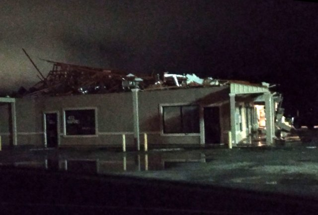 Storm Damage Reported Throughout Northwest Arkansas, River Valley