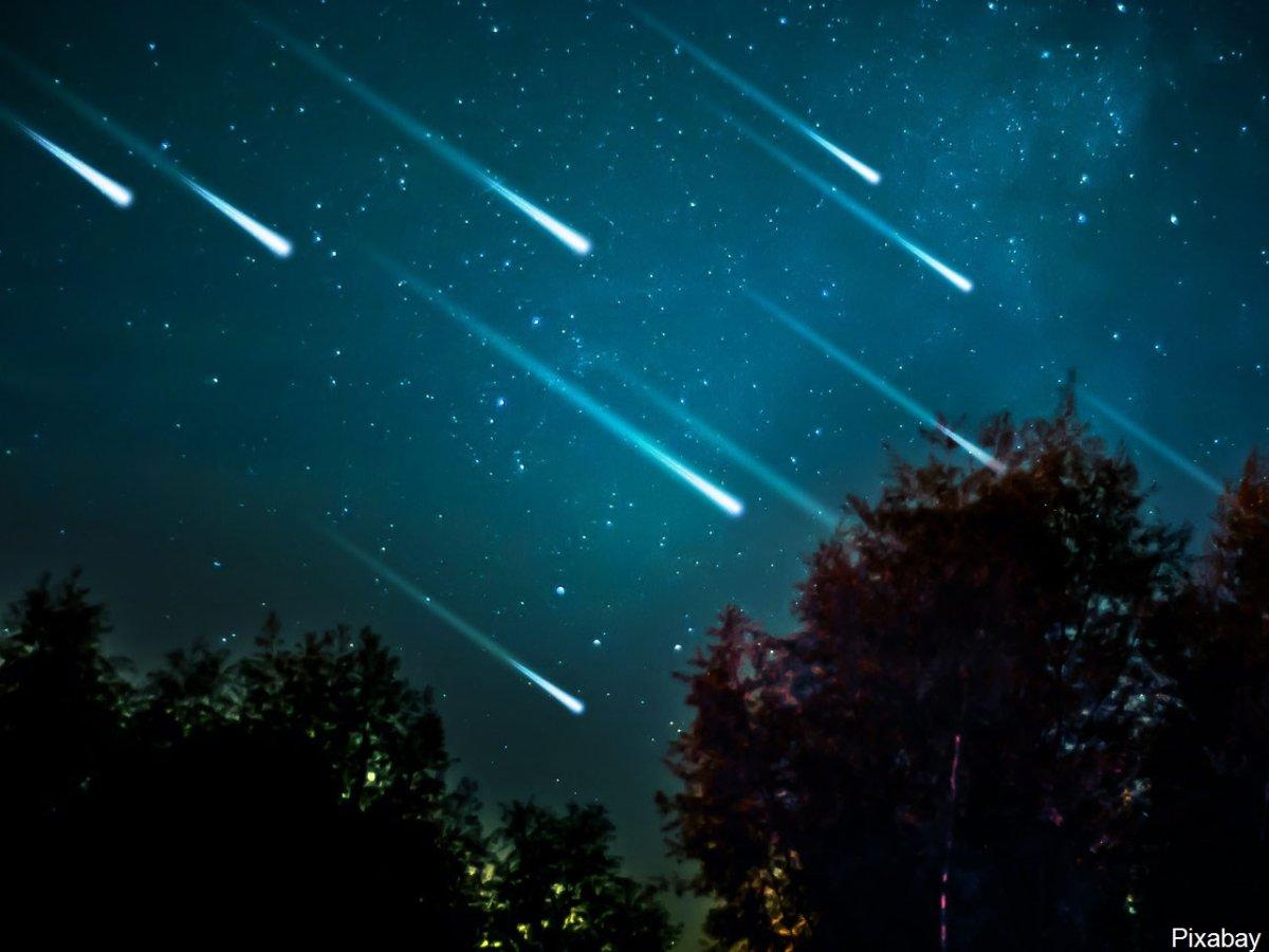 meteor shower 2019 - photo #9