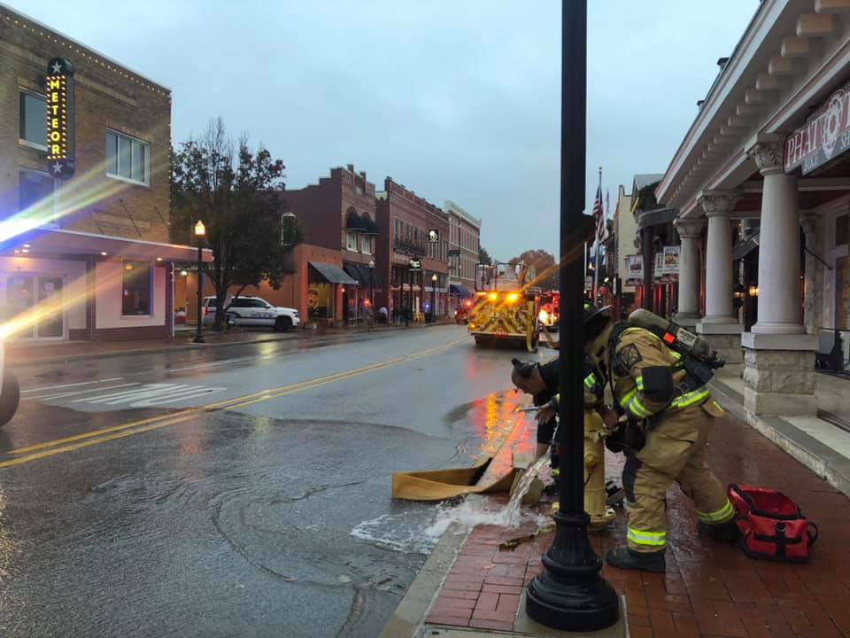 Photo courtesy of the City of Bentonville