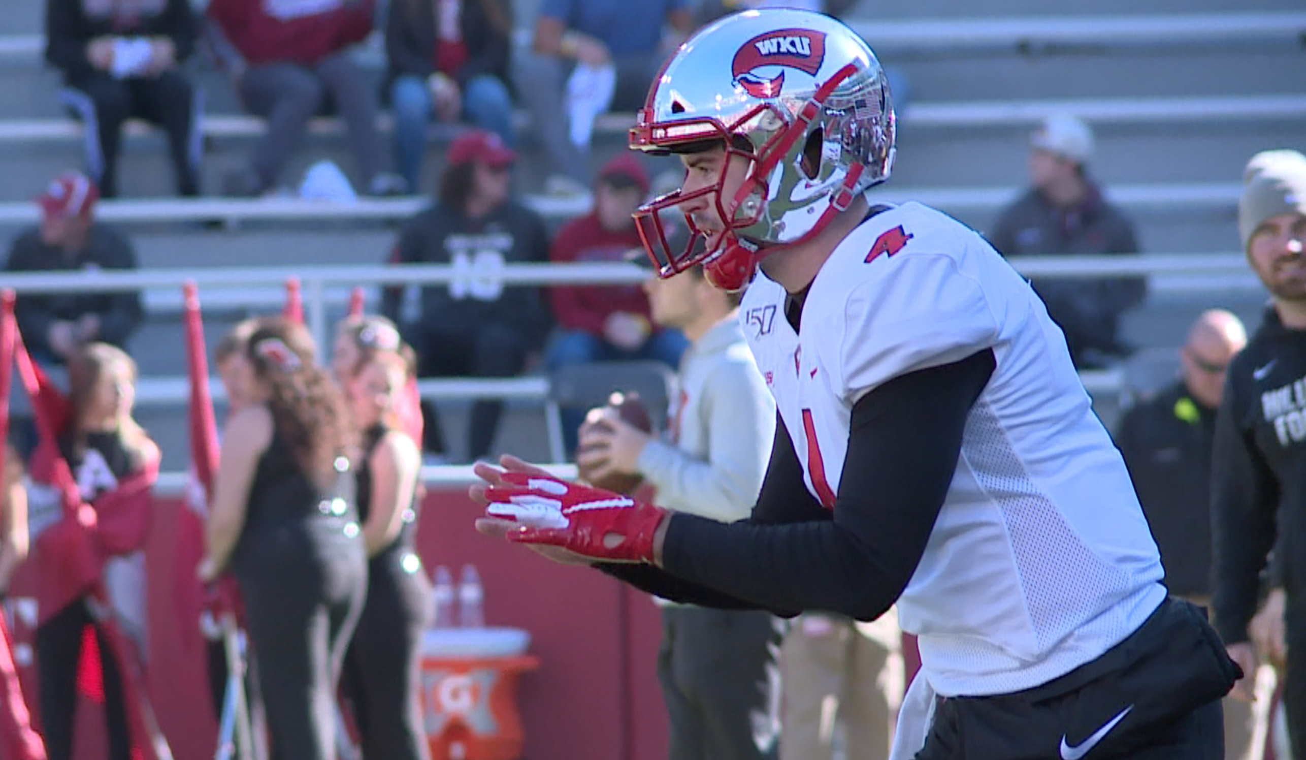 Former Razorback Ty Storey leads Western Kentucky over Arkansas