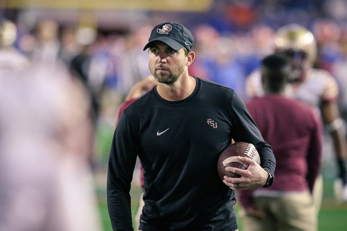 Arkansas names Kendal Briles new offensive coordinator