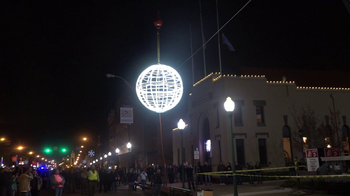 2020 New Year's Eve Ball Drop In Fort Smith | Fort Smith ...