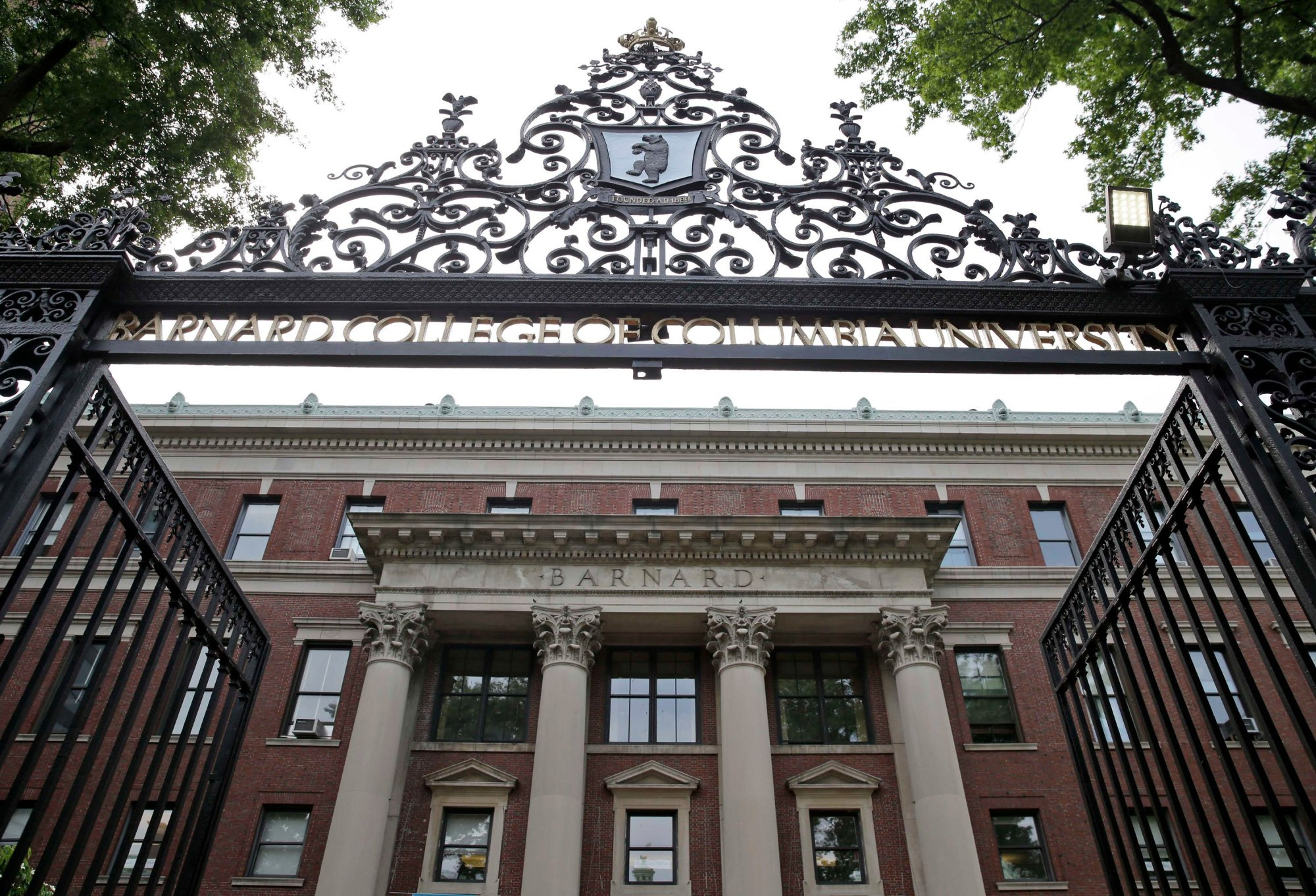 An 18-year-old woman who investigators believe to be a Barnard College student died Wednesday after she was found with several stab wounds just blocks from the school, a law enforcement official tells CNN.