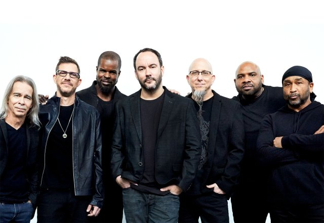 Dave Matthews Band Returning To The AMP On The First Day Of Fall