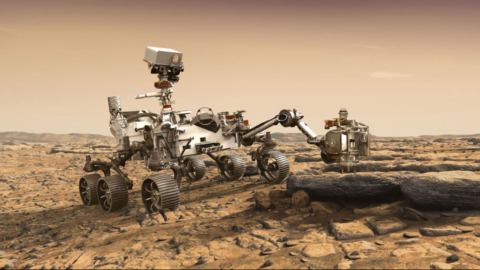 NASA Invited Students To Choose The Name For The Mars 2020 Rover