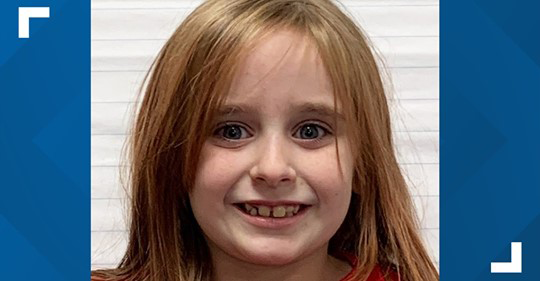 Faye Swetlik: Body of missing 6-year-old girl found
