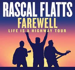 Tickets Go On Sale This Week For Rascal Flatts Farewell Show At Walmart AMP