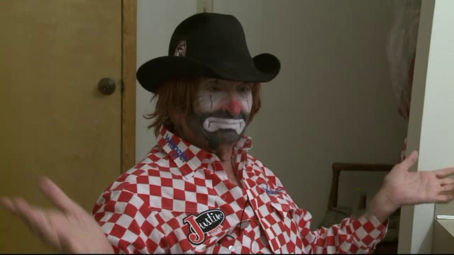 Famous Fort Smith Rodeo Clown Lecile Harris Dies At The